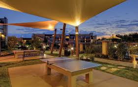 eden resort lighted ping pong table in lancaster pa