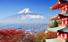 Mount Fuji HD Pretty Wallpapers - Top ...