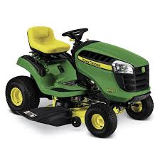 17 best ideas about riding lawn mowers outdoor john deere d105 17 5 hp automatic 42 in riding lawn mower mulching capability
