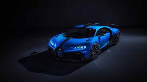 One off models chiron models concept cars / bugatti universe. Bugatti Chiron Pur Sport Cuantas Vidas Tendriamos Que Trabajar Para Tenerlo