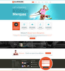 Marquee Website Design New Website Design Development Of Marquee By Local Web