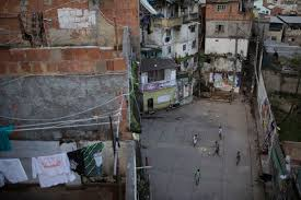 brilliant photos of football being played in the favelas and   wcup fields everywhere photo essay