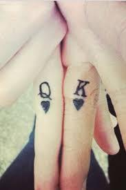 Tatuaggio Queen E King Tatuaggio