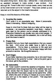 professional complaint letter writer shares his secrets consumerist professional complaint letter writer shares his secrets