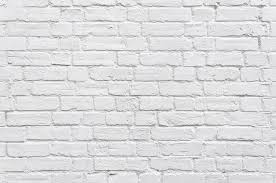 Wall Photograph - White Brick Wall by Dutourdumonde Photography