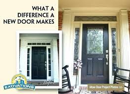 installing a new front door fashionable glass front door glass replacement front door replacing glass entry