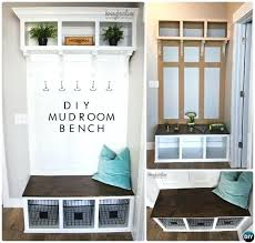 mudroom furniture diy wood mudroom bench instructions best entryway bench ideas projects diy mudroom storage bench plans