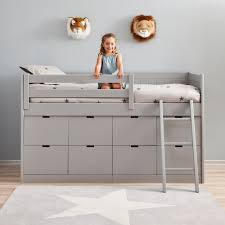 cabin bed with storage. Delighful Storage Kids Cabin Bed With 8 Drawers U0026 Ladder With Storage