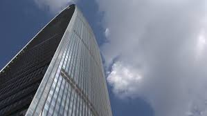 Low Angle Footage One World Trade Center Sky Clouds Footage ...