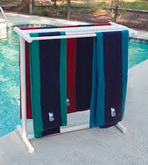 Pool Towel Drying Rack Best 32 Best Pvc Pipe Creations Images On Pinterest Pvc Pipes Pipes Pool