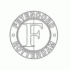 Heerenveen Logo Kleurplaat