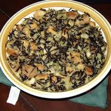 Cook separately in casserole if desired. Wild Rice Stuffing For Turkey Recipe Allrecipes
