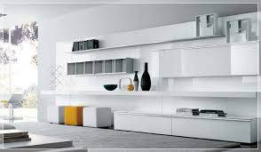 Wall Units, Wall Unit Storage Cabinets Living Room Cabinets With Doors Long  White Living Room
