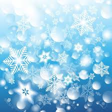 Photostock Vector Graphic Blue Winter Holiday Background