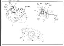 Wiring diagrams automotive 88 mazda 626