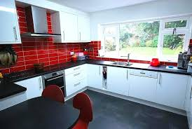 red kitchen ideas marvelous images black red white kitchens black and red kitchen designs awesome design red kitchen