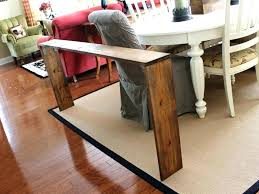 how to build a sofa table decoration behind the couch table encourage build sofa with storage how to build a sofa table