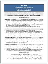 Resume Resume For Journeyman Electrician Fresh Apprentice