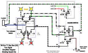 vw bug turn signal wiring wiring diagrams favorites