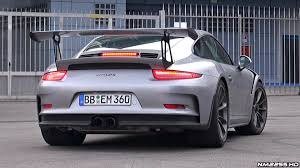 porsche 2015 gt3 rs. 2015 porsche 991 gt3 rs exhaust sound start up rev and accelerate youtube gt3 rs o