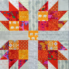 Bear Paw Quilt Pattern Magnificent The Bear Paw Quilt Pattern Let's Get Super Scrappy Suzy Quilts