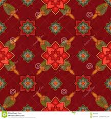 Seamless Pattern Background Christmas Gift Wrapping Paper Stock Designer Christmas Gift Wrap