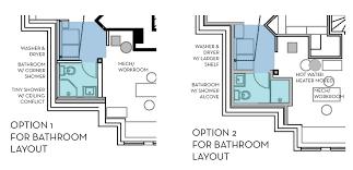 Bathroom Plan Our Basement Part 7 Bathroom Layout Stately Kitsch