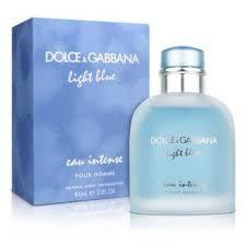 Dolce And Gabbana Light Blue Intense Eau De Toilette Vperfumes
