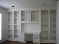 study with built in desk and shelves built home office desk builtinbetter