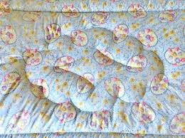 retro style quilt covers vintage style quilt sets reversible vintage fl pastel pink blue eiderdown feather
