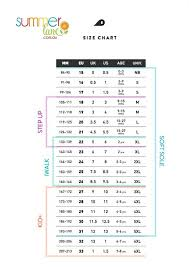 Baby Shoe Chart Us 58 Rational Old Soles Shoes Size Chart