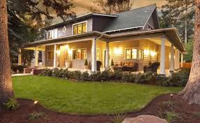 large front porch house plans for families
