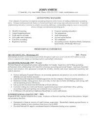 Resume Template For Accountant College Student Resume Example Ideas