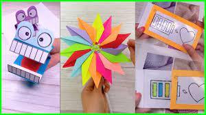 gấp đồ chơi bằng giấy siêu đẹp- origami art #100 - YouTube