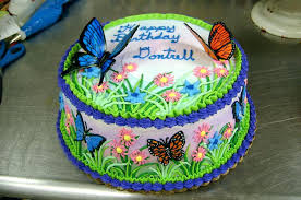 Butterfly Birthday Cakes For Girls Butterfly Cakes Decoration Ideas