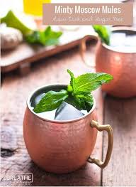 these minty low carb moscow mules are refreshing and festive sugar free too