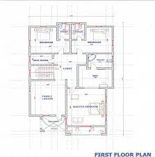 5 bedroom duplex building plan in nigeria sea