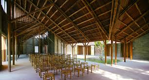 Community Centre Design In India Cam Thanh Community House 1 1 2 Archdaily