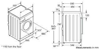 standard washing machine dimensions. Unique Standard Throughout Standard Washing Machine Dimensions N