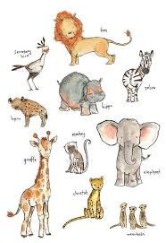4ae8730c a3a9a54c09df animal doodles animal drawings