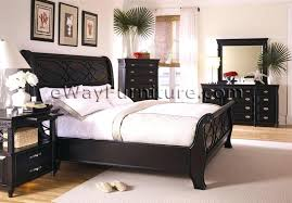 black upholstered sleigh bed. Upholstered Sleigh Bed Queen Attractive Black With Federal Bedroom Set O