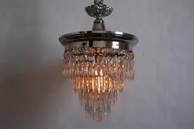 1920 s 4 tier wedding cake crystal chandelier
