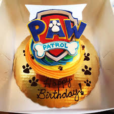 Paw Patrol Giant Cupcake The Cupcake Delivers