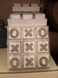 Wooden Naughts And Crosses Game 100 best Naughts and Crosses images on Pinterest Cross stitches 100