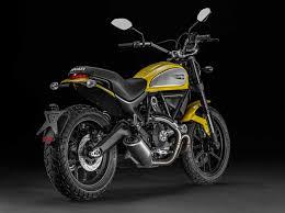 ducati scrambler 2015 new motorcycles morebikes