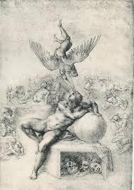 michelangelo s the dream of human life c 1533