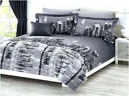 new york bedding set new city