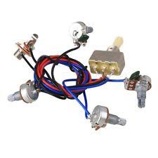 how to pick a guitar wiring harness assembly circuit wiring harness electric guitar w 2 humbuckers 2volumes 2tones