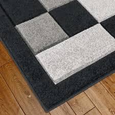 havana rug 90 black grey 1