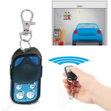 universal 4 on gate garage door opener remote control 433 92mhz rolling code